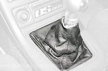 Nissan Skyline R32 1989-93 shift boot by RedlineGoods Redline Automotive Accessories Corp