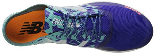 B Spike Shoe Balance Women's green Running Blue 10 Us Blue green New 5000v3 Track UxvaIUBq