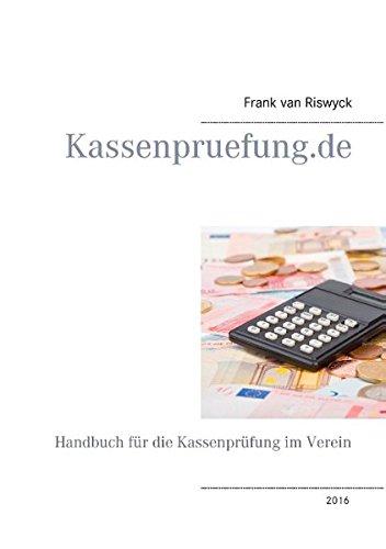 Kassenpruefung.de: Handbuch für die Kassenprüfung im Verein