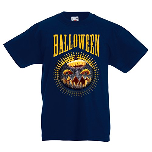 T Shirts for Kids Halloween Pumpkin - Clever
