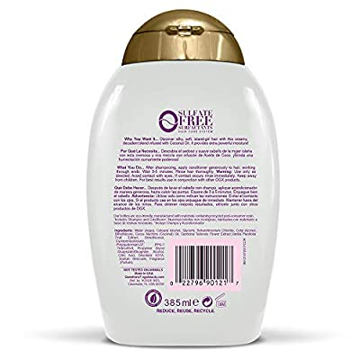 OGX Extra Strength Damage Remedy + Coconut Miracle Oil
