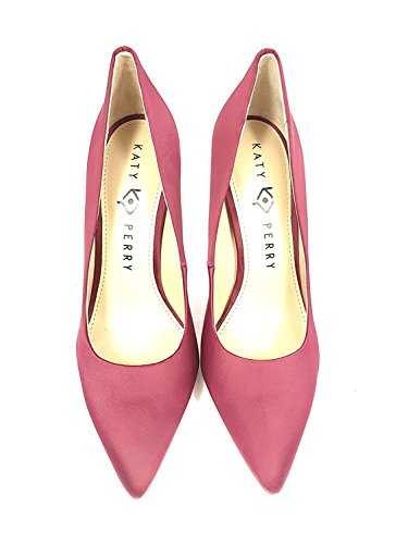 Silver The Suzanne Women's Mulberry Pump Perry Katy Satin wTOX44