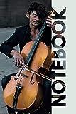 Notebook: Kontrabass Excellent Composition Book for