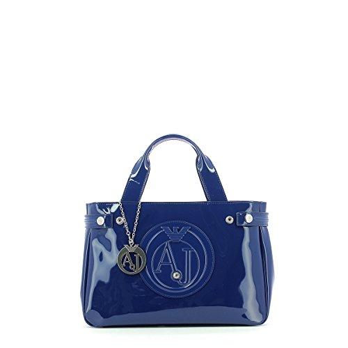Armani Jeans Donna Borse a mano 922526 CC855 09934 WOMENS HAND BAG Ocean Blu