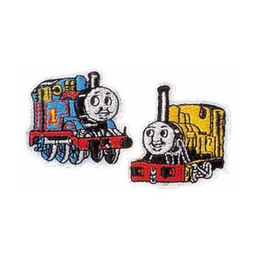 Orimupasu Thomas the Tank Engine badge Thomas and Stepney C145 (Badge Thomas Tank)