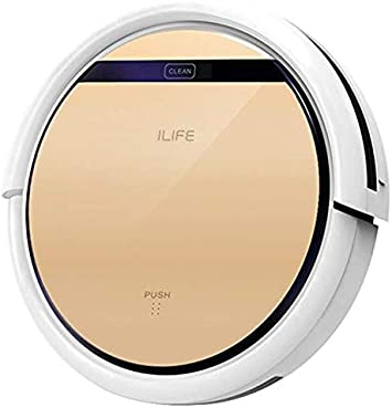 ILIFE Pro Intelligent Robot Vacuum Cleaner, 2 in 1 Suction Dry and Wet Mopping with Suction power up to 1000PA