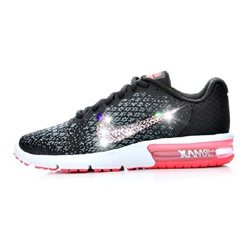amazon com nike air max sequent women bling nike air max shoes