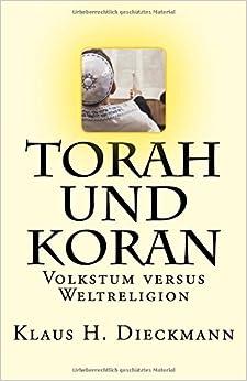Book Torah und Koran: Volkstum versus Weltreligion