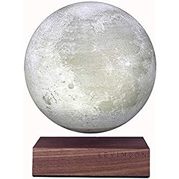Levimoon The Moon The World First Levitating Moon Lamp