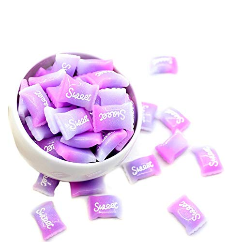 Slime charms 5Pcs Slime Charms Sweet Sugar Bead for Slime Toys Children Addition Modeling Clay 4
