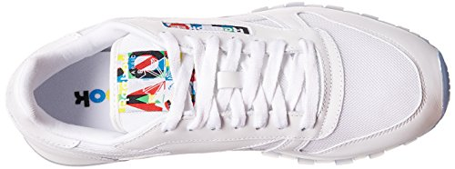 Herren Reebok Leather OLY Classic Mehrfarbig Sneaker S7I7pq