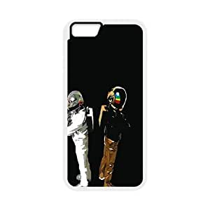 Daft Punk iPhone 6 6s Plus 5.5 Inch Cell Phone Case White DIY Ornaments xxy002-9231385