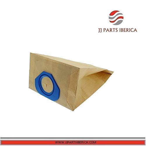 JJ PARTS IBÉRICA Pack 5UD Bolsas Aspirador NILFISK GP 80 ... 90