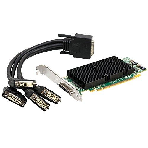 M9140 - MATROX M9140 512MB QUAD Video Display (90 day W) ()