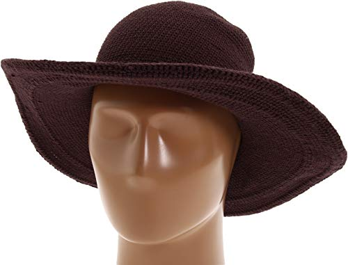 San Diego Hat Company Women's Crochet Hat O/S Brown