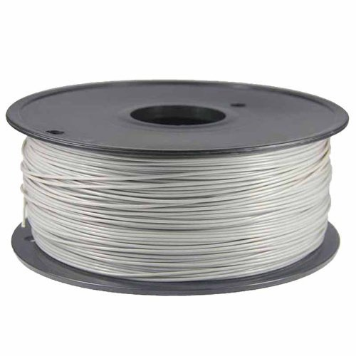 RioRand™ RepRap ABS Filament 1.75mm 1kg(2.2lbs)/roll for 3D Printer, Reprap, MakerBot, Afinia, UP!, Solidoodle 2, Printrbot LC, MakerGear M2 Static Dissipative (Gray)