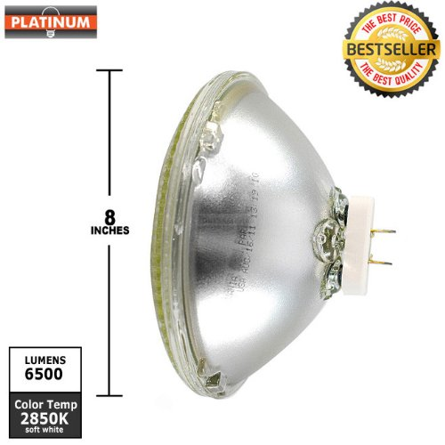 PLATINUM 500W 120v PAR64 MFL Par Can Bulb
