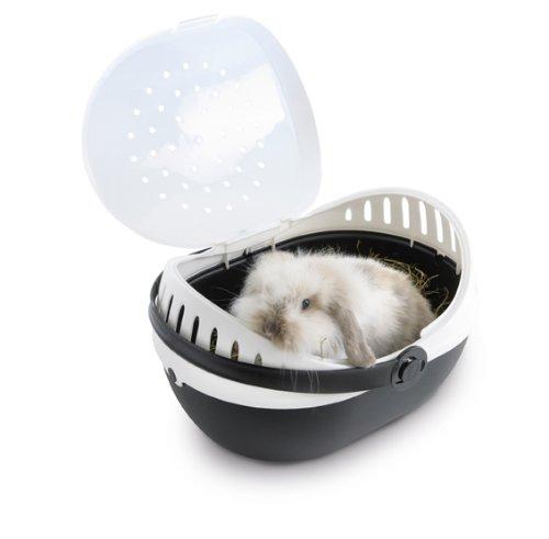 Nobby 81059 Transportbox für kleine Hunde und Katzen Nager