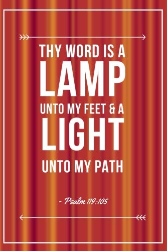 Thy Word Is A Light To My Path in US - 3