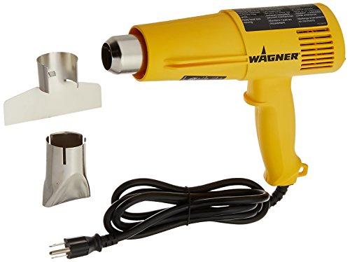 Painting Vinyl Figures - Wagner 0503040 HT3500 Digital Heat Gun, 12 Temp Settings 250ᵒF-1350ᵒF