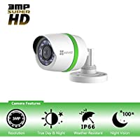 CS-CA110 - EZVIZ Weatherproof HD 1536P Cameras from BD-1834B1