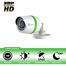 CS-CA110 - EZVIZ Weatherproof HD 1536P Cameras from BD-1834B1