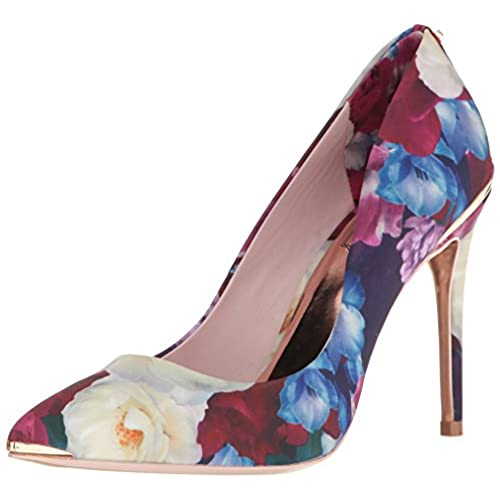 31abc1acd outlet Ted Baker Women s Kaawap Text AF Formal Shoe - appleshack.com.au