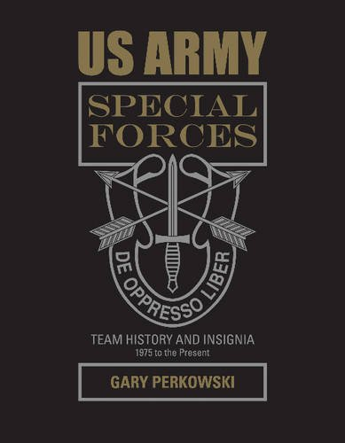US Army Special Forces Team History and Insignia 1975 to the Present