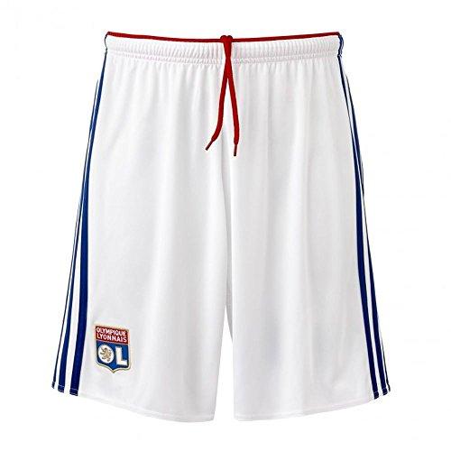 Lyon De Lyonnais Football Blanc 10a Enfant Ol Domicile Olympique Adidas 9 Short Foot 8qwOtt