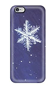Sanp On Case Cover Protector For Iphone 6 Plus (christmas Lights)