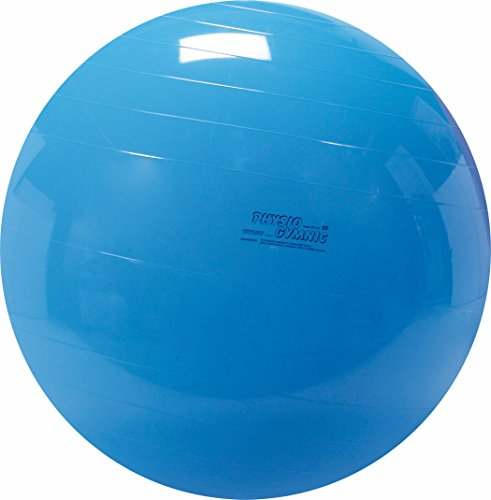 Gymnic Physio Exercise Ball, Blue (95 cm)