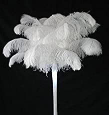 DIY: How To Make Ostrich Feather Centerpieces (Plus 7 Variations)