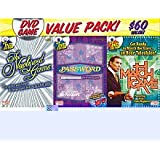 3 Pack of DVD Game Shows - Match Game, Newlywed Game, Password