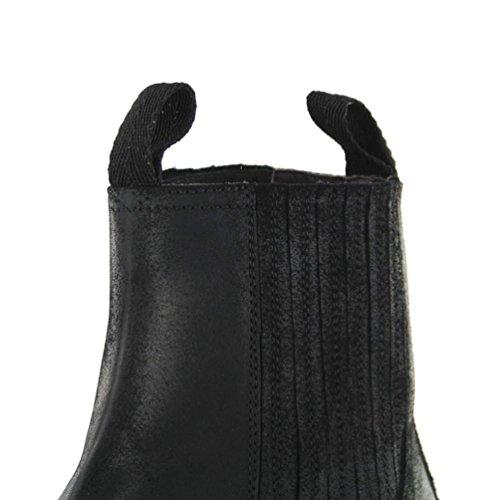 Uomo Nero Sendra Boots Chelsea Stivali 77ZSU