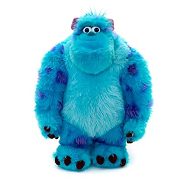 0cfd197b8c8 Official Disney Sulley Medium Soft Toy  Amazon.co.uk  Toys   Games