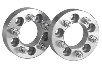 Ford Edge Wheel Spacers Adapters   Inch With A X  Bolt Pattern