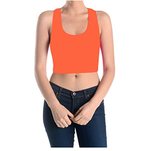 Sofra Womens Crop Top