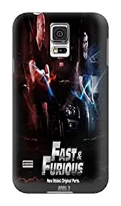 Cool Fast and Furious fashionable Forward cool pictures TPU phone Protection Case for Samsung Galaxy s5 by mcsharks