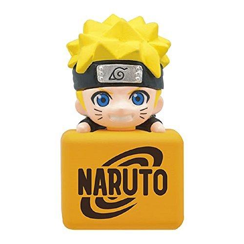- Naruto Shippuden Double Jack Phone Mascot Figure~Uzumaki Naruto