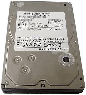 1TB HITACHI ULTRASTAR HUA721010KLA330 7200RPM 32MB SATA 3.5/'/' HDD