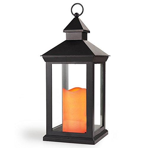 Vintage Lantern Flickering Flameless Candles