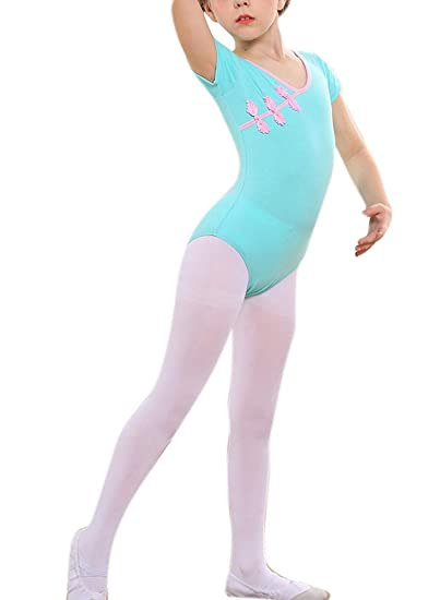 5a42f0b83 Amazon.com  Girl s Retro China Button Down Ballet Costume Training ...