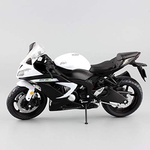 Amazon.com: LENO Kawasaki Ninja ZX-6R Sport Bike Metal ...