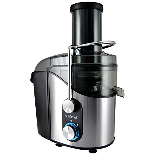 Pyle HOME PKJC40 Nutrichef Juice Extractor Kitchen Juicer...