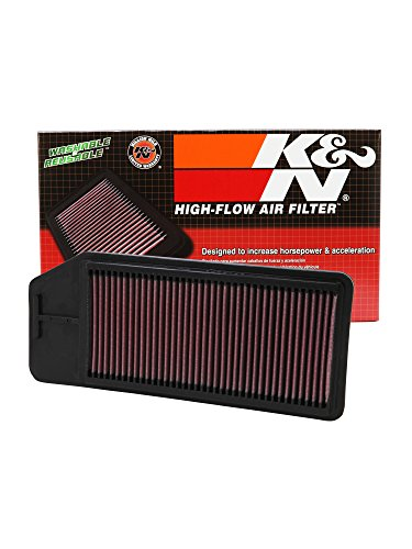 K&N 33-2276 High Performance Replacement Air Filter