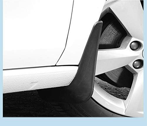 saledizo resistencia A Altas Temperaturas // Ajuste For Fiat 500 500x Delanteros Y Trasero Del Coche Guardabarros resistencia Al Desgaste f/ácil De Instalar no Es F/ácil De Romper duradera