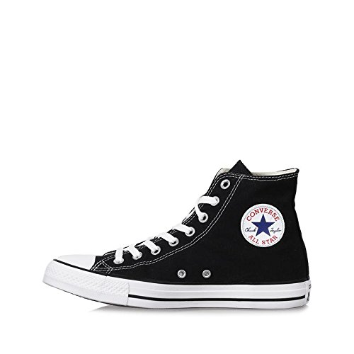 Converse Chuck Taylor All Star High Top Black M9160 Mens 8.5 (Tops Converse Shoes High)