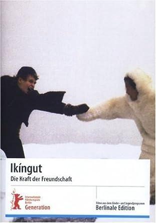 Cover Ikingut - Die Kraft der Freundschaft - Anders cool! Burschenkino