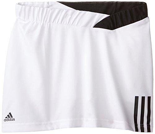 adidas Performance Girls Response Skort, White, X-Large (Adidas Striped Skirt)
