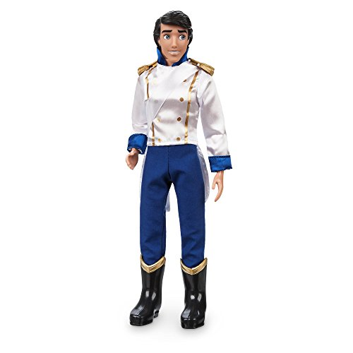 Disney Prince Eric Classic Doll - The Little Mermaid - 12 Inch (Disney Boy Dolls Barbie)